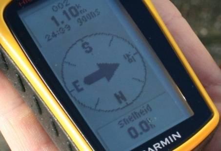GPS tocht Haarlem - Bedrijfsuitje in Noord Holland