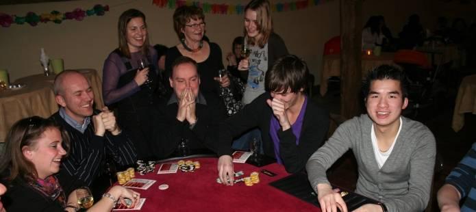 Poker Bachelorparty
