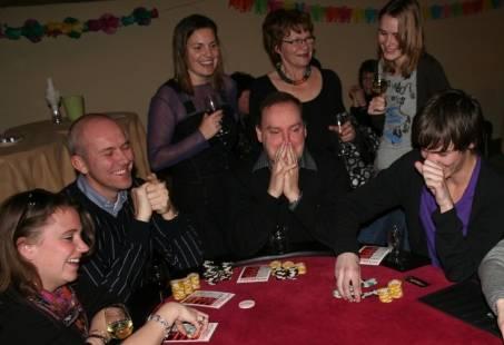 Workshop pokeren op locatie - spannend avondje uit