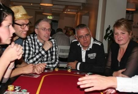 Poker workshop in Kampen - Leren pokeren van een professional