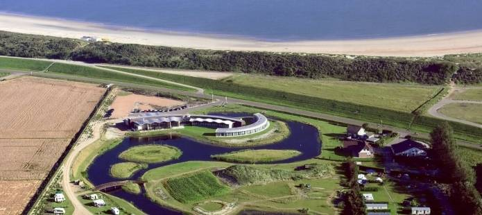 Resort Land en Zee in Zeeland