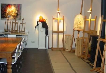 Workshop Schilderen mogelijk op vele Locaties in Nederland