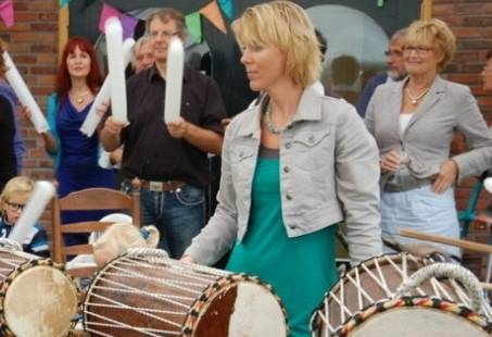 Muzikaal uitje in Breda - Djembe of Percussie