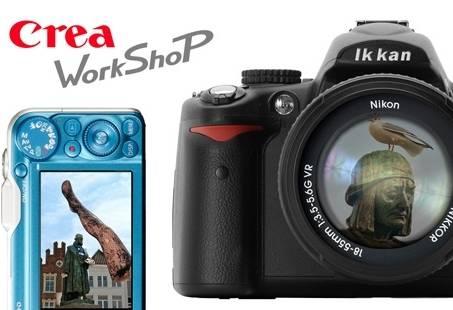 Workshop digitale fotografie in Den Bosch
