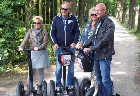 Segway workshop met minitour