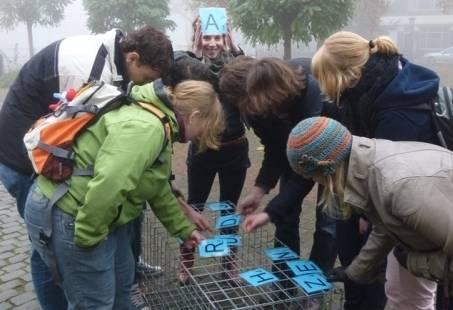 Daag uw team uit met de City Challenge in Arnhem
