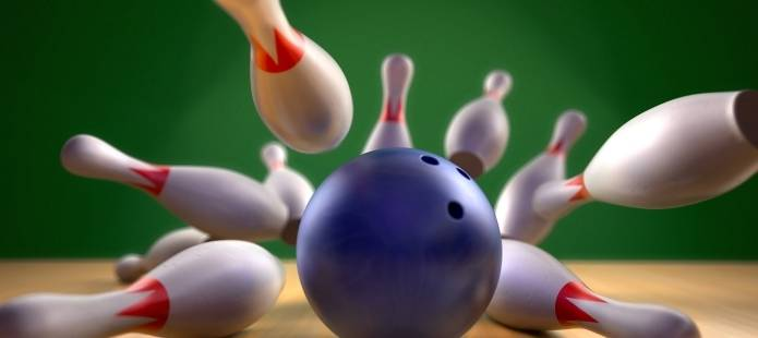 Exclusief bedrijfsfeest Lucky Strike bowling feest in Egmond aan Zee