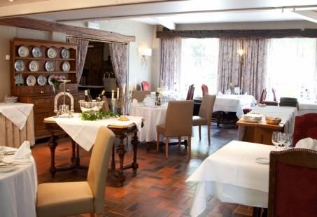 Culinair arrangement in Belgisch Rijmenam
