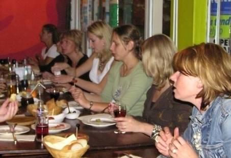 Culinair Groepsuitje - Mollenspel aan tafel in Delft