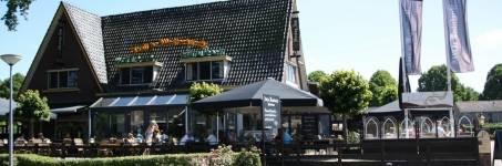 Hotel de Westerburcht in Westerbork