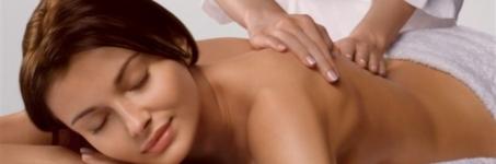 Rugmassage tijdens uw beautydag in Noordwijk