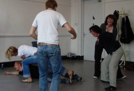 Theatersport workshop - leren improviseren