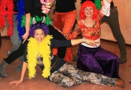 Pubquiz met workshop Disco dansen in Haarlem