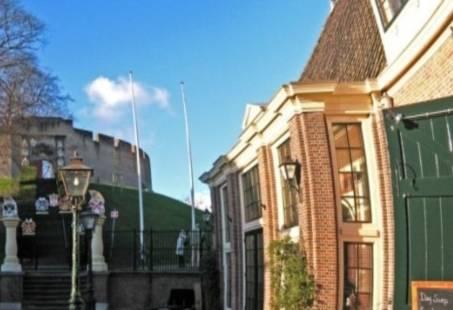 3 gangen menu bij de Burcht in Leiden