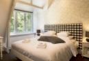 hotelkamer in het koetshuis