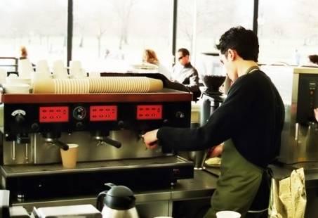 Koffie workshop en proeverij na een stadswandeling door Breda