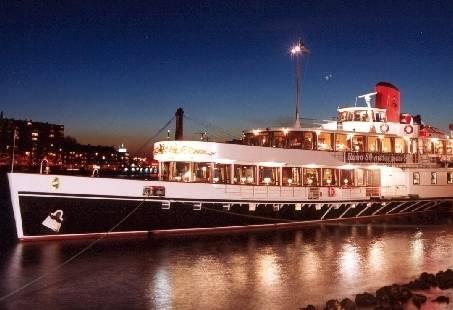 Oudejaarsparty in Rotterdam - Personeelsfeest op de Partyboot
