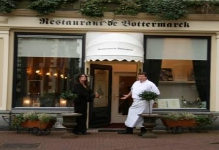 3 gangen menu bij de Bottermarck in Kampen