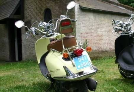 Scootertour door Den Bosch en omgeving