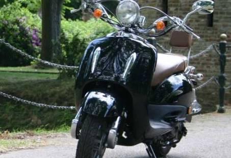 scooters te huur