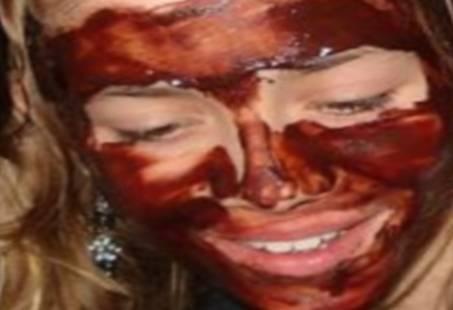 Choco masker