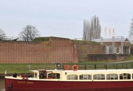 Pannenkoeken Boot in Den Bosch