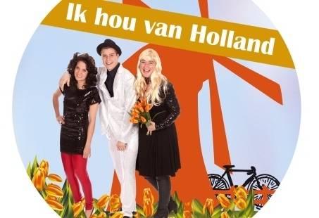 Themafeest in Drenthe - Ik hou van Holland