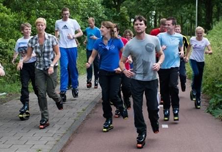 Kangoo Jump Bootcamp - Iedere zaterdag in Rotterdam