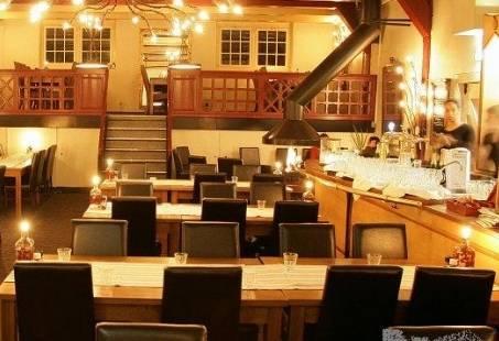 Restaurant in het Koetshuis