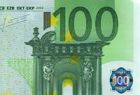 100 euro arrangement