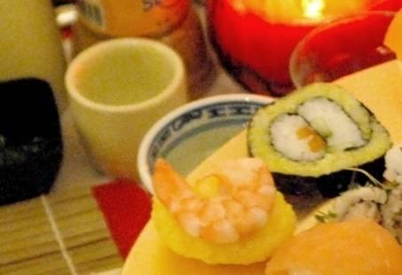Sushi Workshop op locatie - gezellig groepsuitje