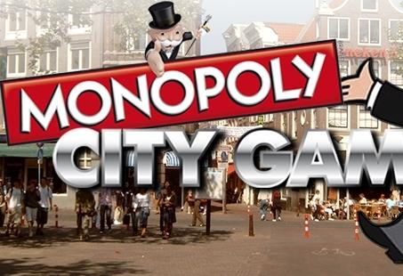 Monopoly City Game Nijmegen - Gezelschapsspel in Gelderland