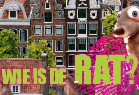 Wie is de Rat in Breda - Citygame in Brabant
