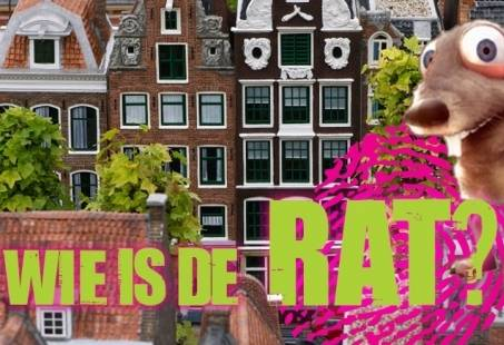 Wie is de Rat in Den Haag - Spannend Groepsuitje in de Hofstad
