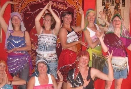 Workshop Buikdansen zonder slang!