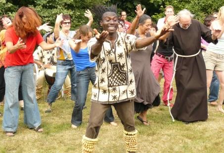 Workshop Afrikaans dansen