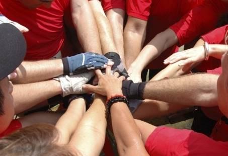 Teambuilding in het bos - Groepsuitje in de Weerribben