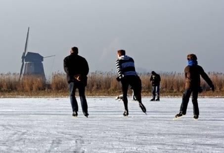 Schaatsen in Giethoorn - Beleef hier Gieters schaatsplezier
