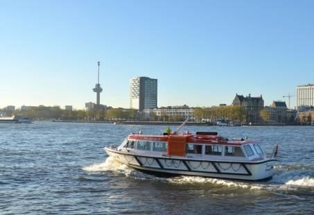 Rondvaart door Rotterdam - dagje uit voor kleine groepen