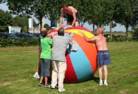 Actieve Zeskamp - Teambuilding in Gelderland