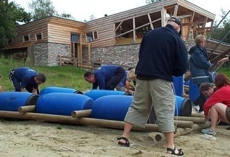 Vlot bouwen en varen - Leuk groepsuitje in Oldenzaal
