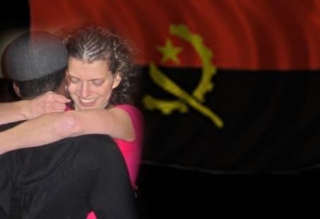 Kizomba - omarm elkaar in de dans