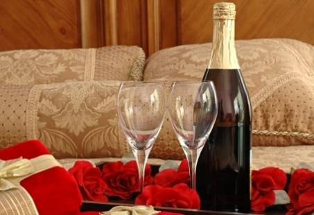 Romantisch nachtje aan de Amstel