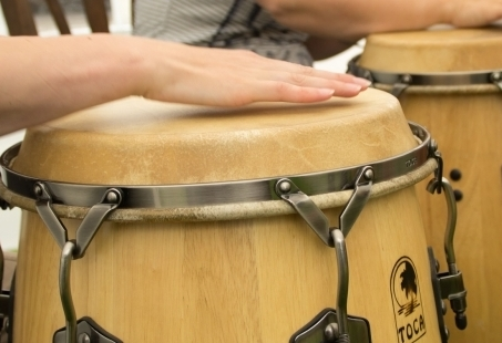Percussie of drum workshop