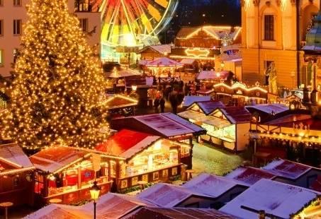 Kerstmarkt arrangement - geniet vanaf 18 november van Zuid Limburg in kerstsfeer