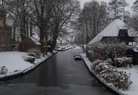 Kerst vieren in Giethoorn met verblijf in een Vakantiehuis - 4 dagen genieten