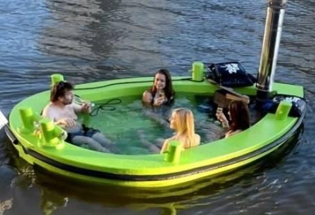 Uniek uitje op het water - HotTug door Rotterdam!