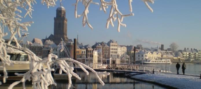 4-daags Kerstarrangement aan de IJssel in Deventer