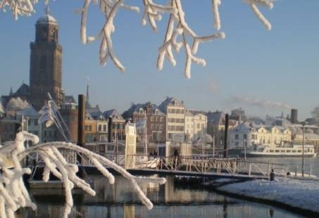 Winter in Deventer