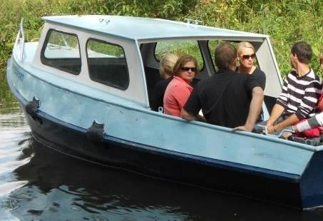 Ontdek de Biesbosch met leuke opdrachten in een kajuitboot